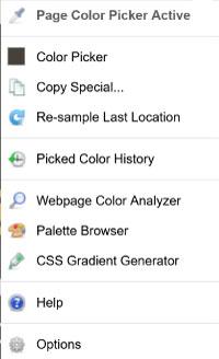 create a color palette