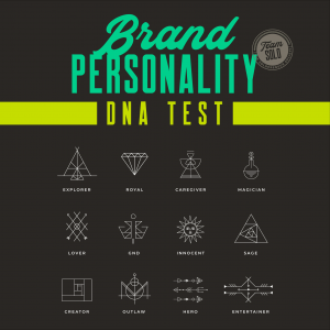 Brand Personality DNA Test Featured Image