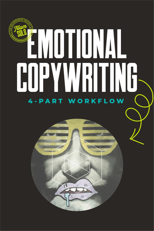 How to Write Emotional Copy (that tickles toenails)